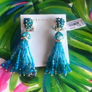 Cecily Earrings NWT